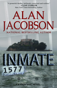 Inmate1577 (Karen Vail #4) by Alan Jacobson