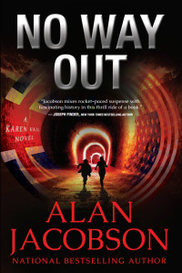 No Way Out (Karen Vail 5) Alan Jacobson