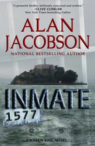 Inmate1577 (Karen Vail #4) by Alan Jacobson