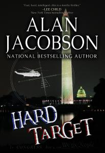 Hard Target by Alan Jacobson