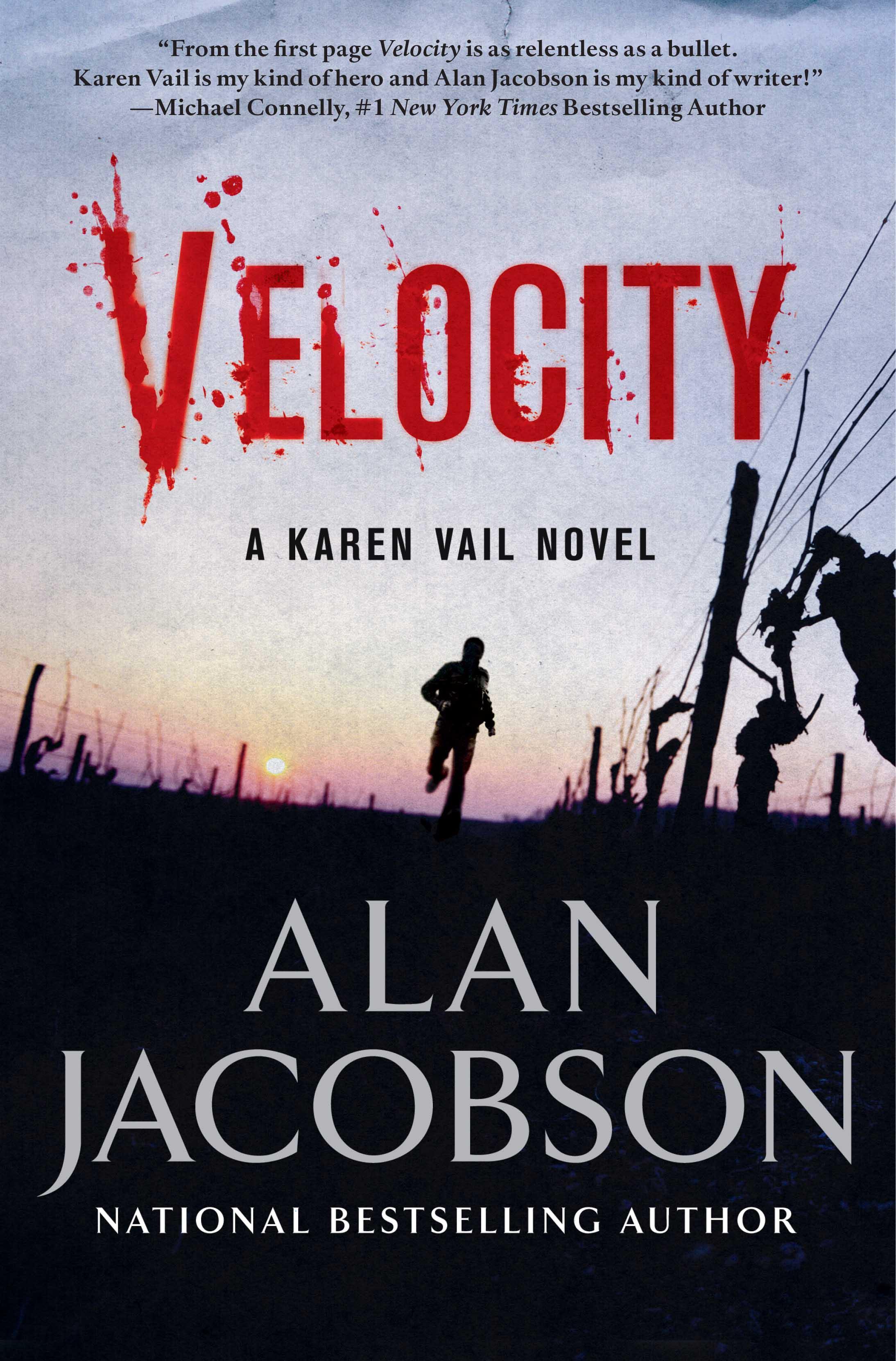 Velocity (Karen Vail #3)