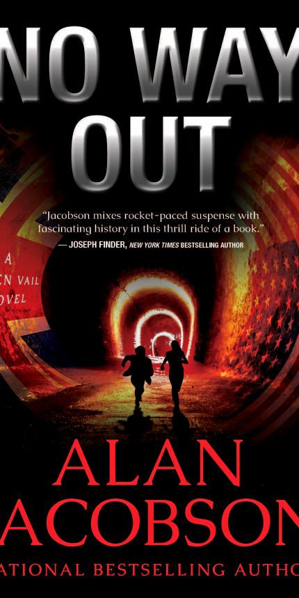 No Way Out (Karen Vail #5)
