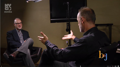 Books du Jour PBS NYC interview