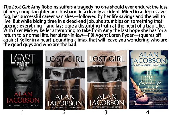 The Lost Girl cover poll