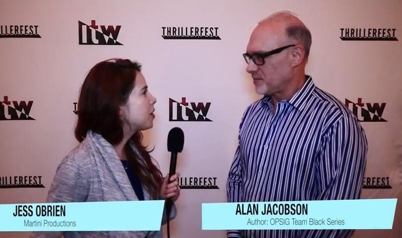 Alan Jacobson takes Jess O'Brien to the Moon